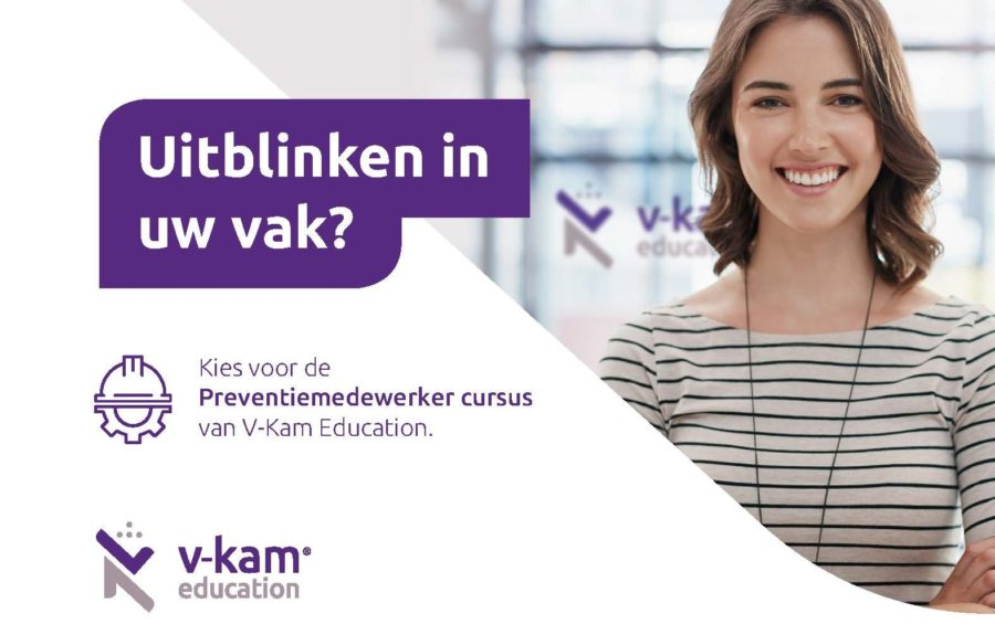 17 september: cursus preventiemedewerker